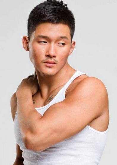 Models top male asian Top 10
