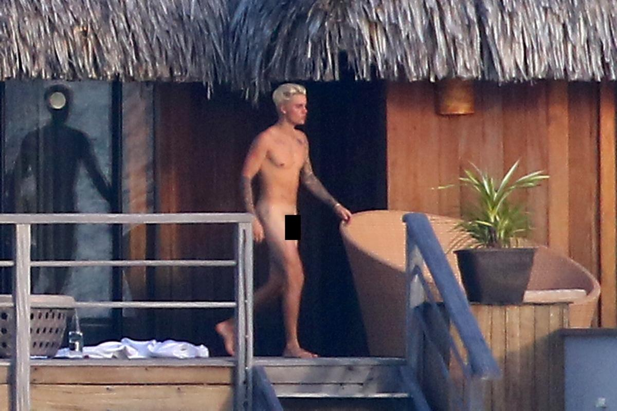 Justin Bieber upset by unauthorized full-frontal nudes