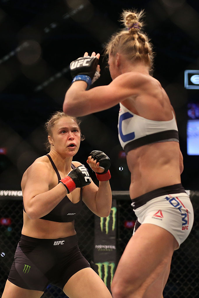 Ronda Rousey Is Absolutely Positively Not Coming Back To