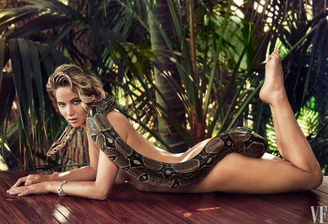 Hunger Games Jennifer Lawrence: I am open to nude movie