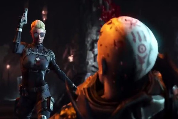 Mortal Kombat X: Covert Op Cassie Cage Super X-Ray Attack