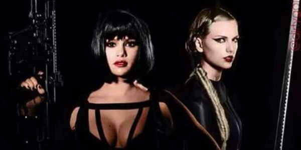 Taylor Swifts star-studded music video for Bad Blood
